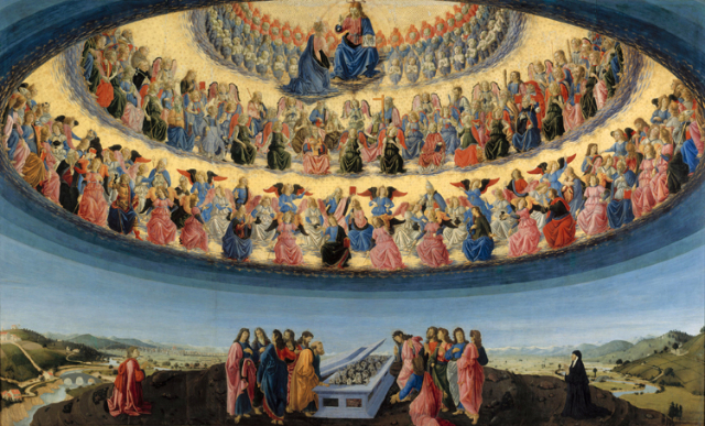 Francesco Botticini_-_The_Assumption_of_the_Virgin